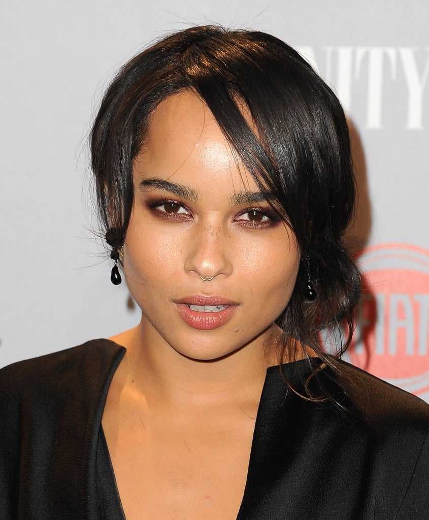 Zoë Kravitz at the Vanity Fair Young Hollywood Party