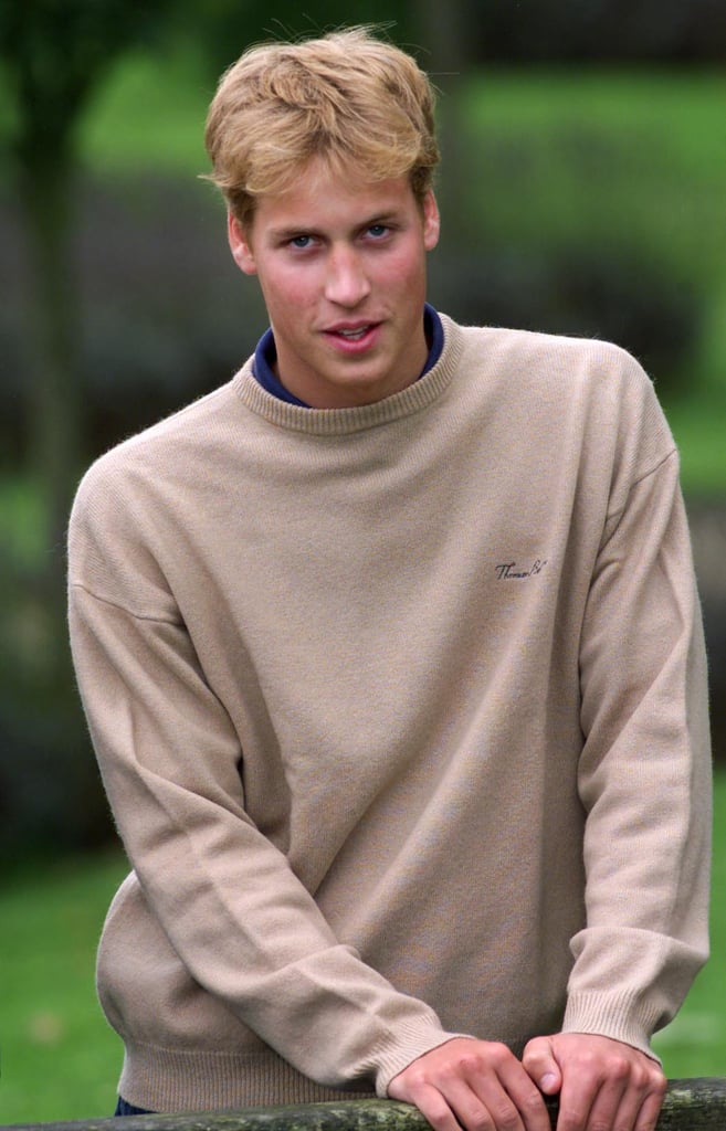 A sweatshirt never looked so good.