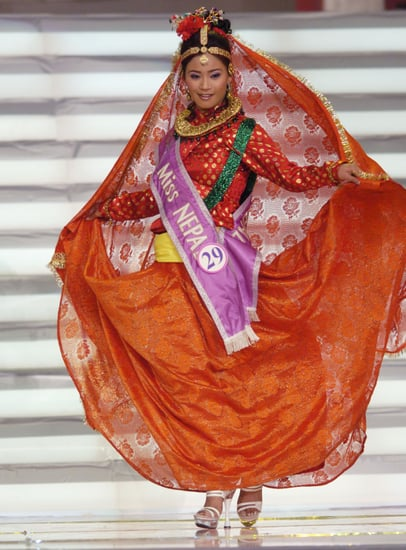 Miss Nepal Pageant Not Looked at Kindly by Maoists