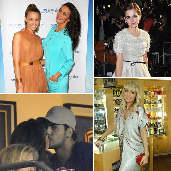 Celebrity Pictures of Megan Gale, Rachael Finch, Emma Watson, Nicole Richie