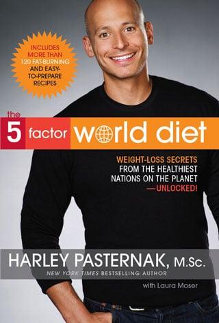 Recipe From Celeb Trainer Harley Pasternak's Five Factor World Diet