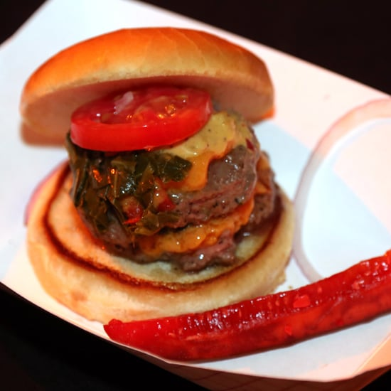 Best Burgers From 2014 SOBEWFF's Burger Bash   Pictures