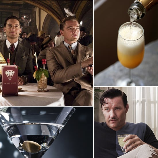 Drink Like Gatsby: 5 Bootlegged Beverages From the Film