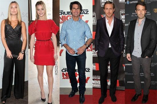 Tom Cruise, Ryan Gosling, Ben Affleck, Jennifer Lawrence, and Bar Refaeli Need Your Help in the PopSugar100