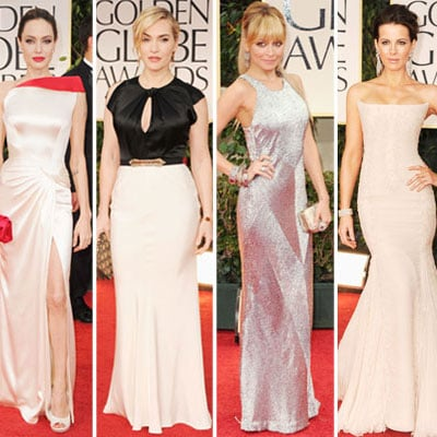 Golden Globes Red Carpet Dress Pictures 2012