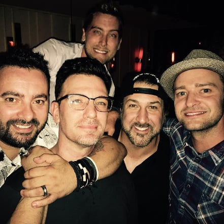 Joey Fatone Quotes About NSYNC Reunion 2016