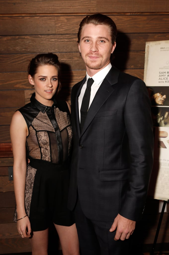 Garrett Hedlund and Kristen Stewart, attended the LA screening of On the Road.