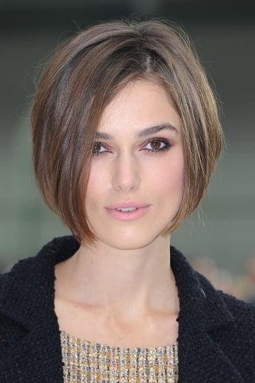 Keira Knightley's New Bob Haircut