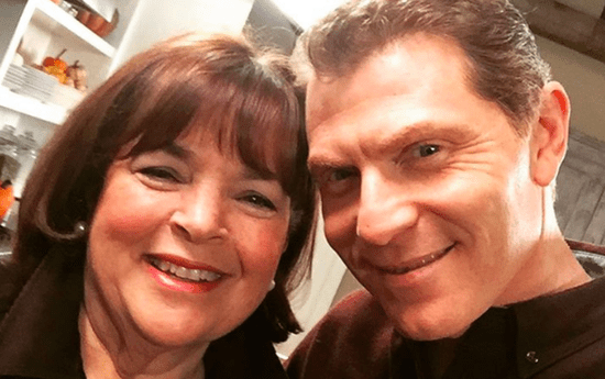 We Need To Talk About Bobby Flay's Exquisite Selfies