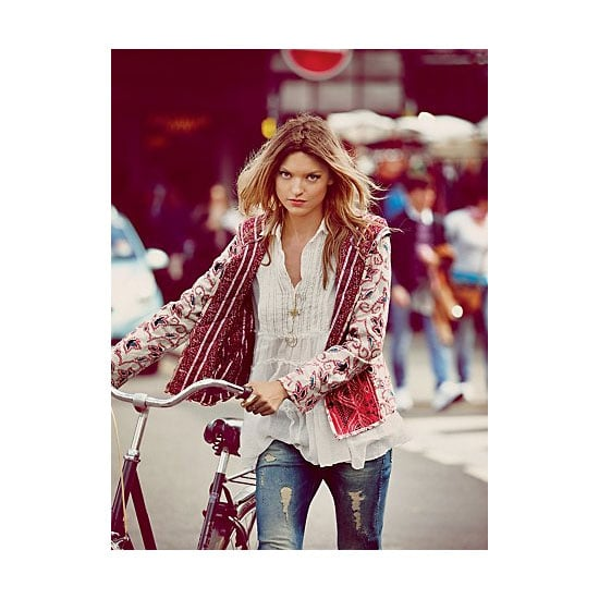 Jacket, approx $195, Free People