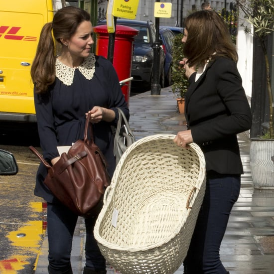 Kate Middleton Buys a Baby Bassinet | Pictures