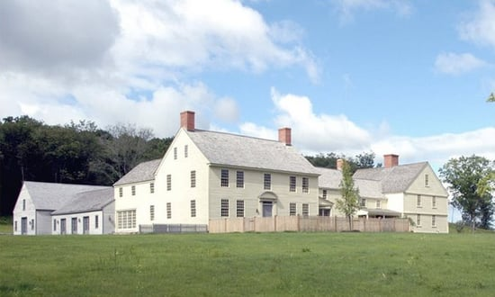 On the Market: Daryl Hall of Hall & Oates's Restored Revolutionary War Georgian Colonial