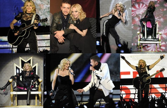 Video of Madonna's NYC concert with Justin Timberlake