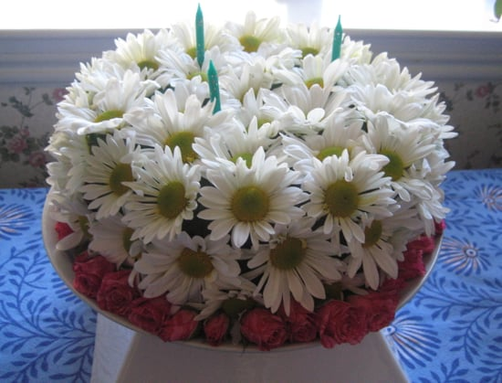 Inedible Flower Cake Is Sugar Free and Delicious to the Eye