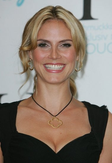 The Look For Less: Heidi Klum Collection Clover Necklace