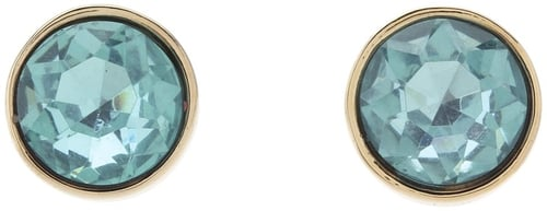 Marc by Marc Jacobs - Large Round Studs (Cosmic Purple) - Jewelry