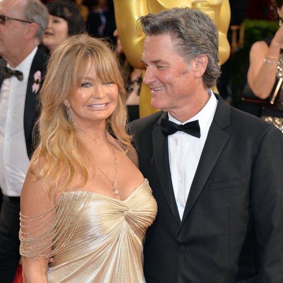 """You'll Love the Movie Kurt Russell and Goldie Hawn Finally """"Snuggled Up"""" to Watch Together"""