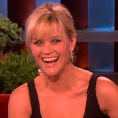Reese Witherspoon Talking About Kate Middleton Video