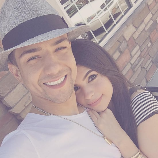 Luis Coronel's First Instagram Picture With Cristina Bernal