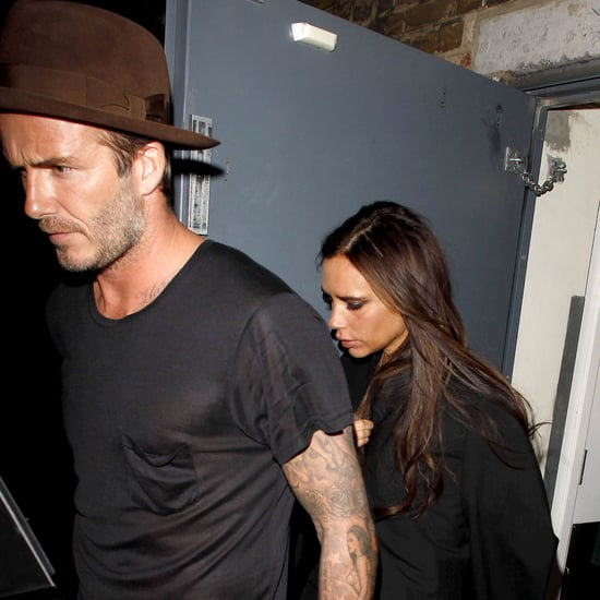 Victoria Beckham's 40th Birthday Party in London