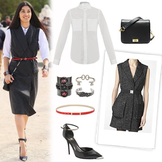 What to Wear to a Work Meeting | Fall 2012