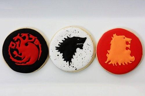 House Sigil Cookies