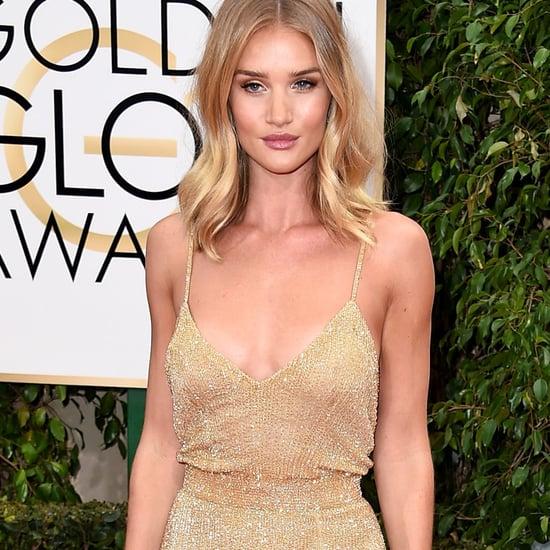 Golden Globe Awards Red Carpet Dresses