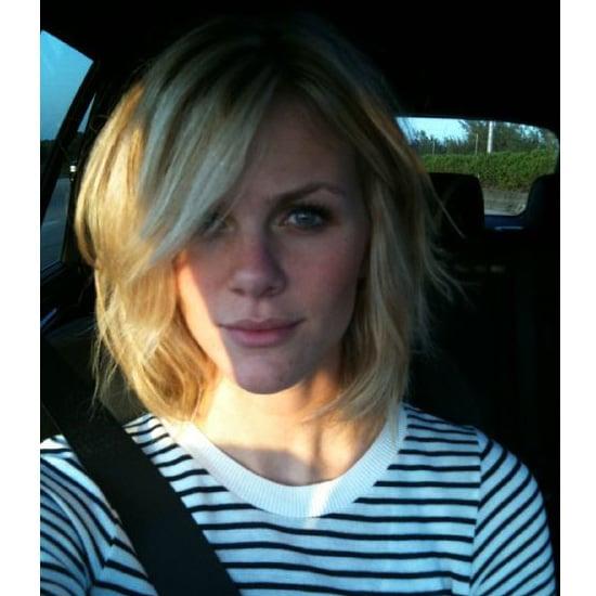 Brooklyn Decker Cuts Her Hair Short 2011-03-23 09:50:00