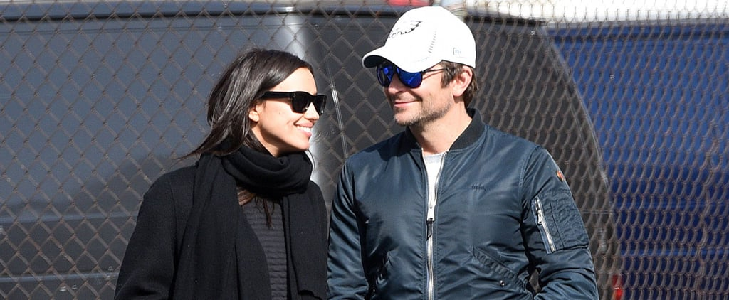 Bradley Cooper and Irina Shayk Look Adorably Smitten While Holding Hands in NYC