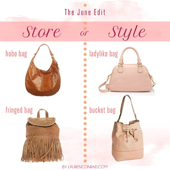 What Bags to Store For Summer?