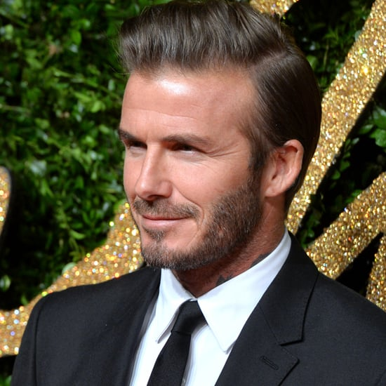 David Beckham's Instagram Comment