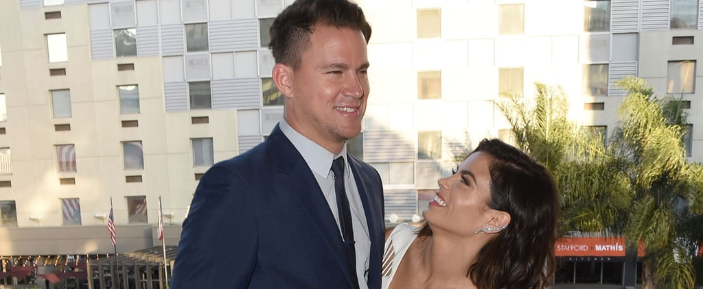 Channing and Jenna Look Like Homecoming King and Queen During Their Latest PDA-Filled Outing