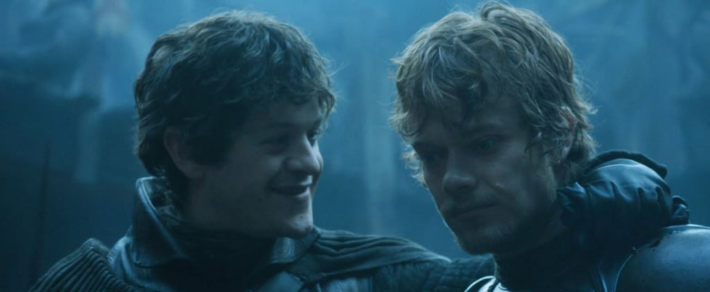 Reek and Ramsay Share a Passionate Kiss, Inspire New Levels of Game of Thrones Fan Fiction