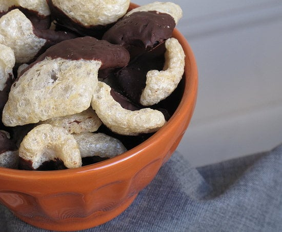 Chocolate-Covered Chicharrónes