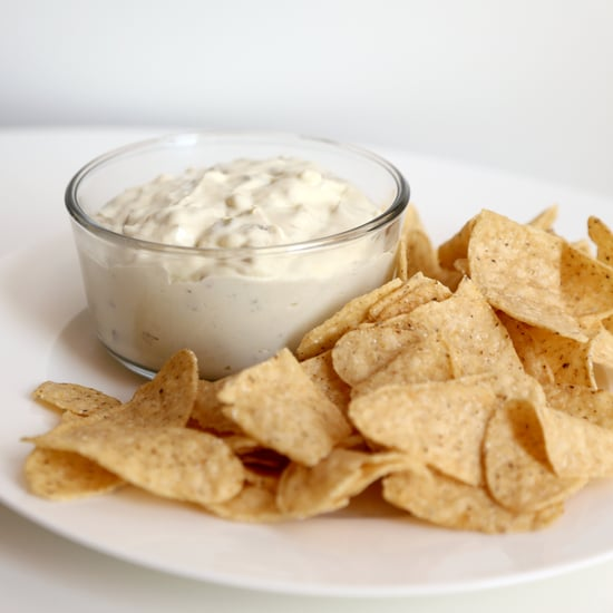 How to Microwave Queso Dip