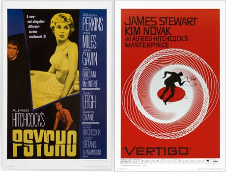 Nice and New: Saul Bass Posters at MoMA Store