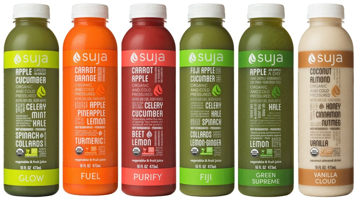 Whole Foods Cold Pressed Juice Flavors
