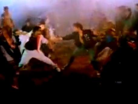 "FABTV: Michael Jackson ""Beat It"""