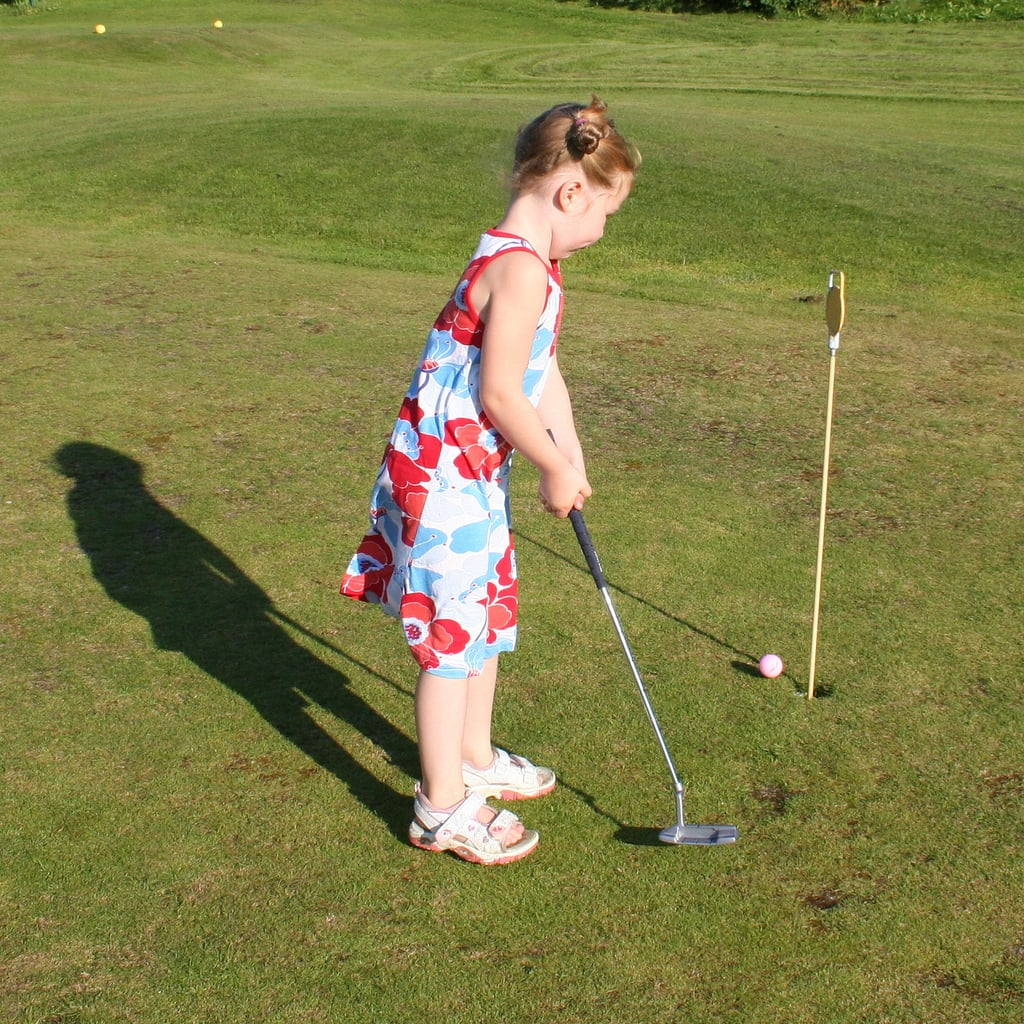 Visit the Putting Green