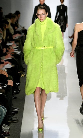 Fall 2009 Trend Report: Colorful Fur