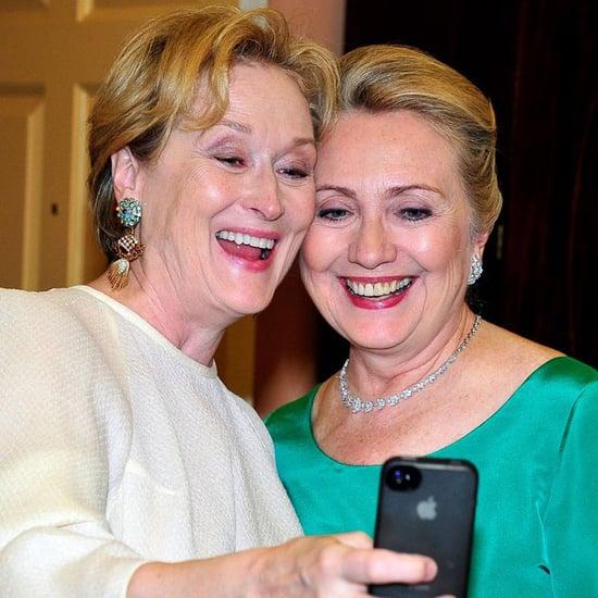 Celebrities Taking Selfies | Pictures