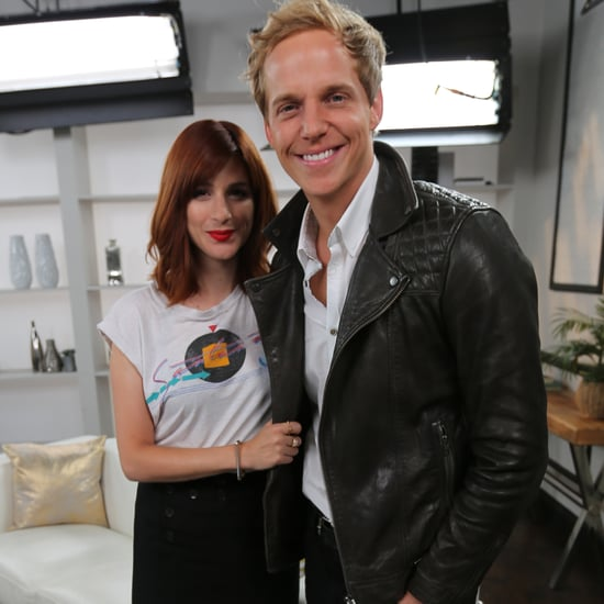 Chris Geere and Aya Cash You're the Worst Interview   Video