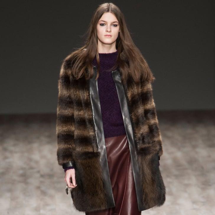 Jill Stuart Fall 2014 Runway Show | New York Fashion Week