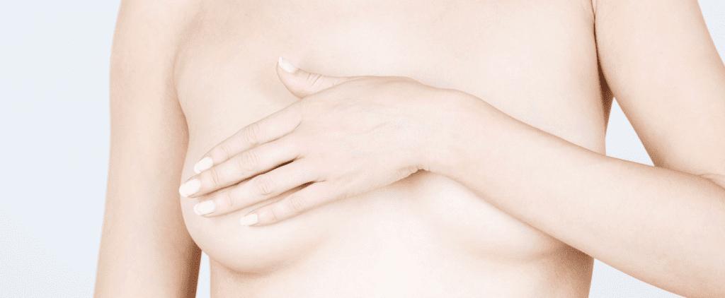 My Husband Found My Breast Cancer