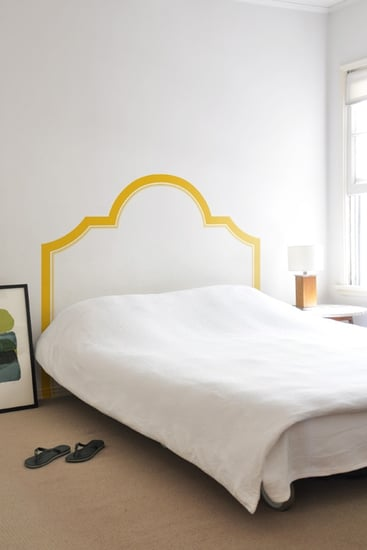 Nessa Headboard Wall Decal ($40)