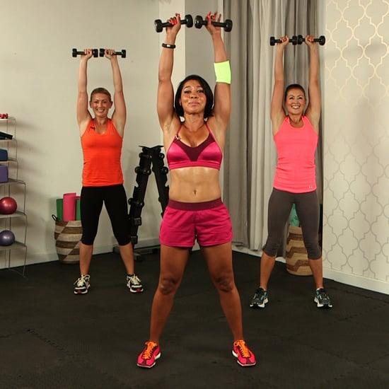 Jeanette Jenkins Bikini Boot Camp Workout