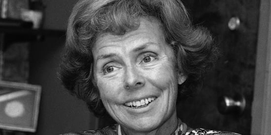 Eileen Ford, Founder Of Ford Model Agency, Dies At 92