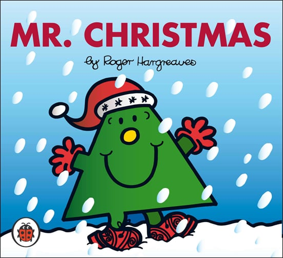 Part of Roger Hargreaves's classic series, Mr. Christmas ($4) is perfect for your littlest ones.