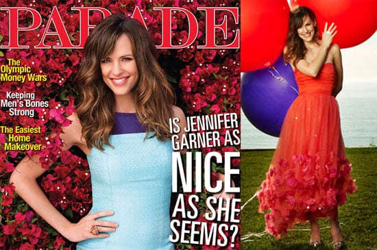 Photos And Quotes From Jennifer Garner in Parade 2010-01-22 04:00:00