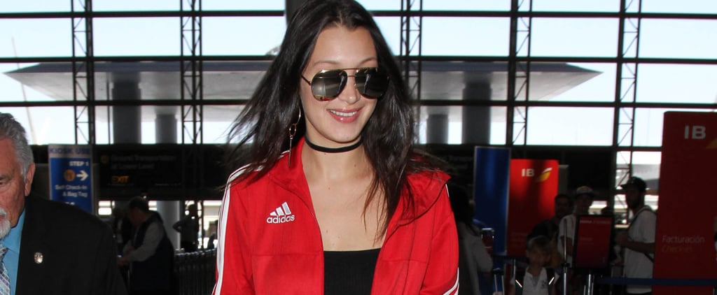 You May Be Inspired by All — or Part — of Bella Hadid's Travel Style